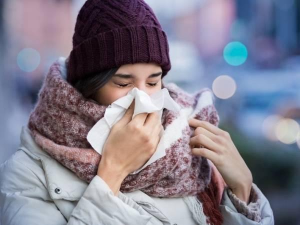 آنفولانزا در زمستان