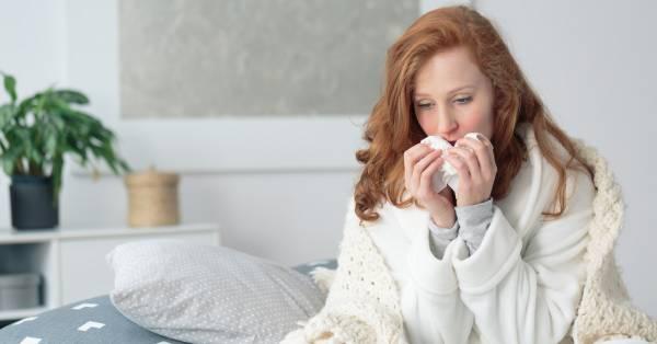دلیل آنفولانزا فصلی