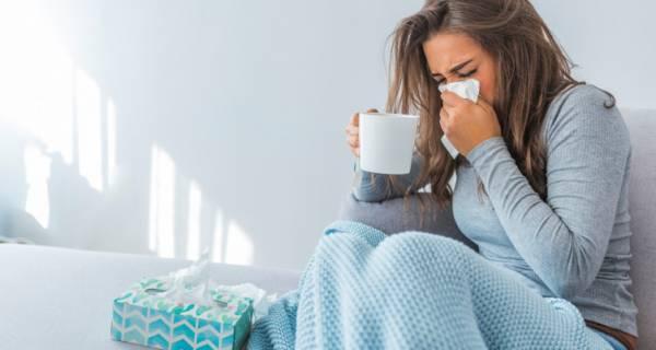 دلیل شیوع آنفولانزا