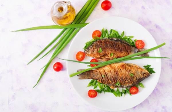ماهی برای زن باردار
