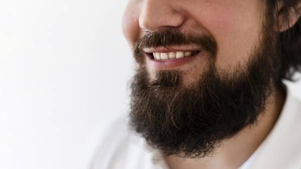 فواید ریش در صورت