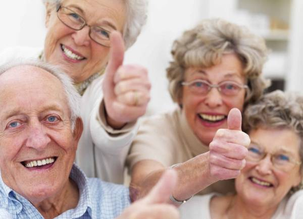 روز جهانی سالمند