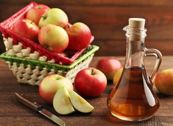 زمان مصرف سرکه سیب