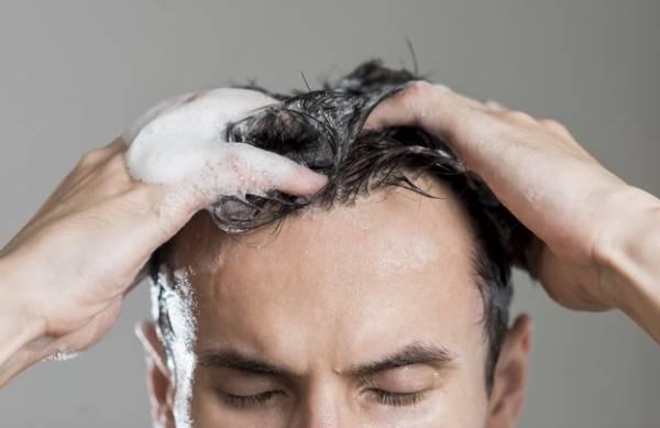 شستن موها