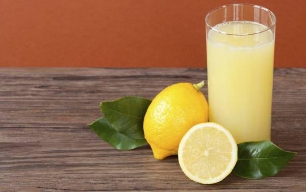 خواص آب لیمو