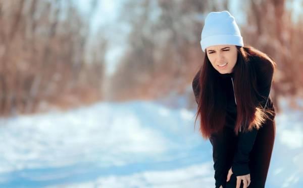 درد مفاصل در سرما
