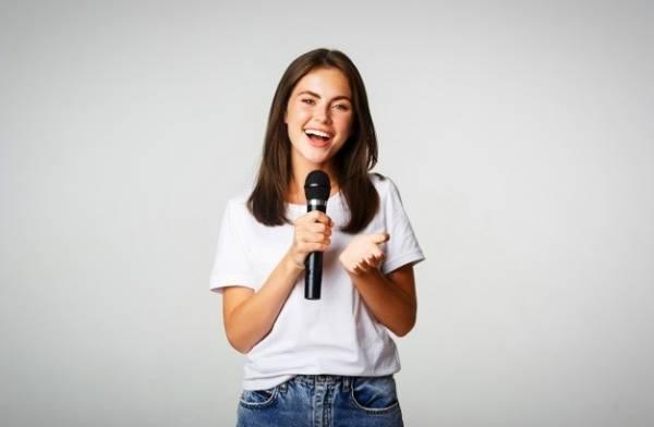 مزایای آواز خواندن
