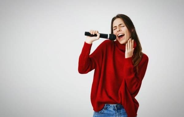تاثیرات آواز خواندن