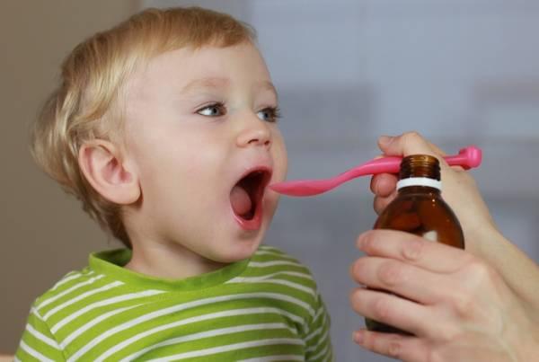 درمان سینوزیت کودک