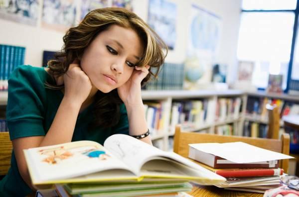 درس نخواندن مداوم