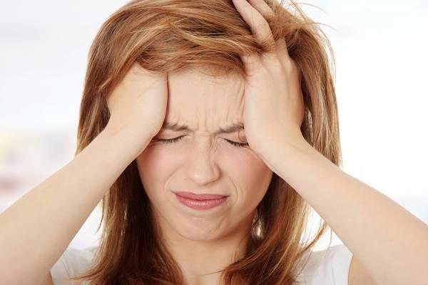 درمان درد پوست سر