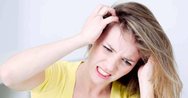 علت و درمان درد پوست سر