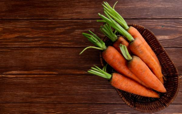 مصرف هویج