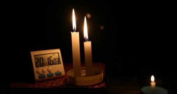 روش کردن شمع