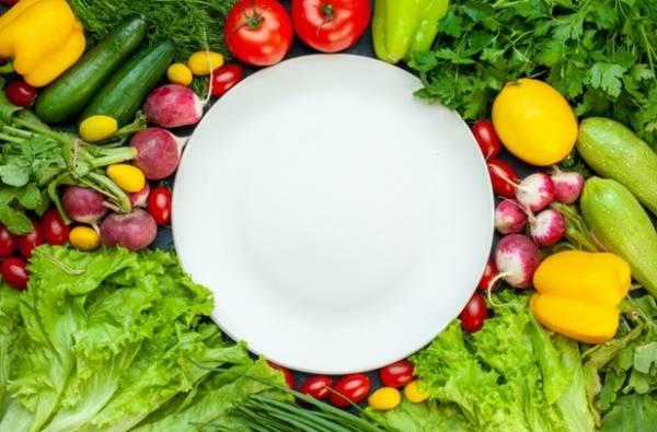 عوارض خوردن سبزیجات