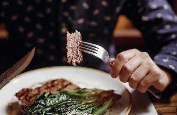مصرف نکردن گوشت