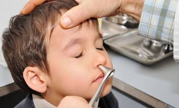 تشخیص سینوزیت کودک