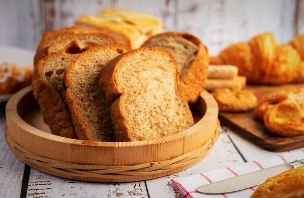 نگهداری نان ها