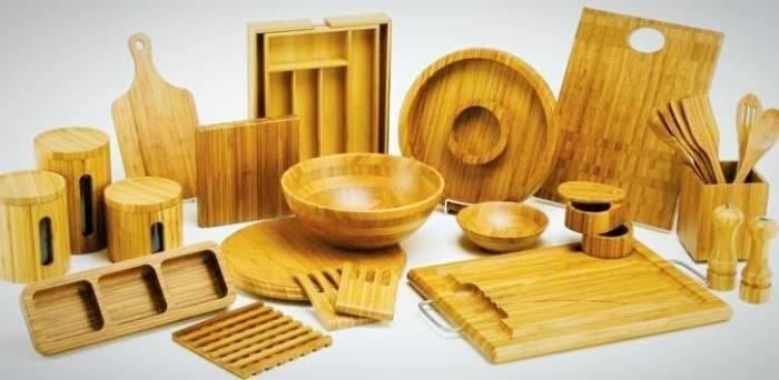 استفاده از ظرف بامبو