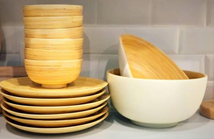 فواید ظرف بامبو