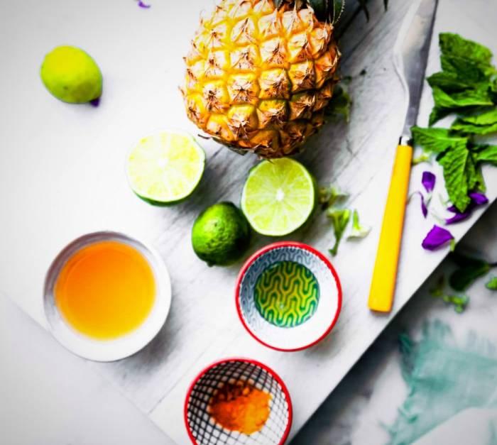 معجون آناناس