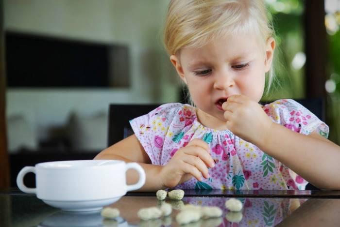 کمبود ویتامین کودکان