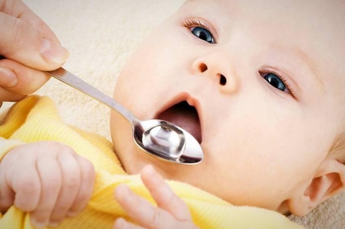 برای گوارش نوزادان