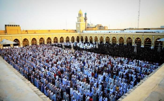 طرز صحیح خواندن نماز عید فطر + دعای قنوت