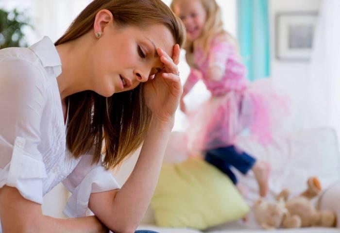 علت تنفر از فرزند