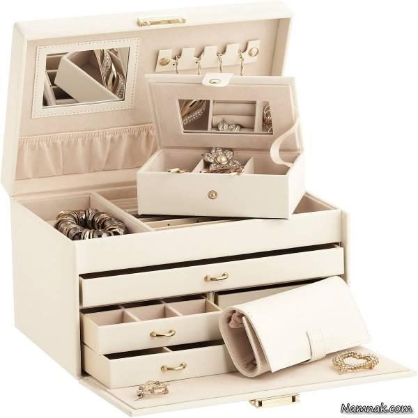 جعبه جواهرات فانتزی