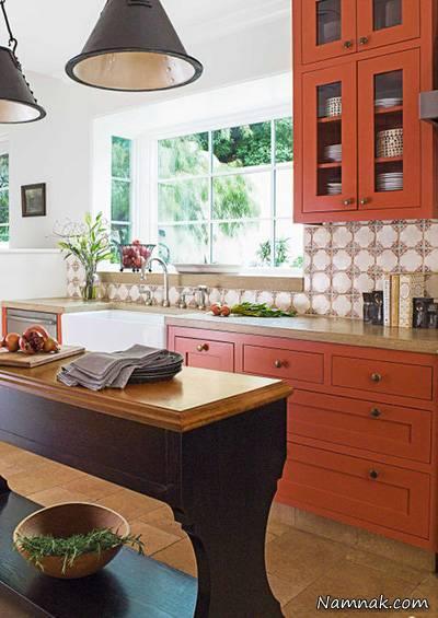 رنگ دکوراسیون   ترکیب رنگ در دکوراسیون داخلی رنگ گرم در دکوراسیون منزل ترکیب رنگ دکوراسیون پذیرایی مکمل رنگ آبی در دکوراسیون ترکیب رنگ چیدمان منزل مکمل رنگ نارنجی در دکوراسیون بهترین رنگ دکوراسیون منزل دکوراسیون داخلی رنگی