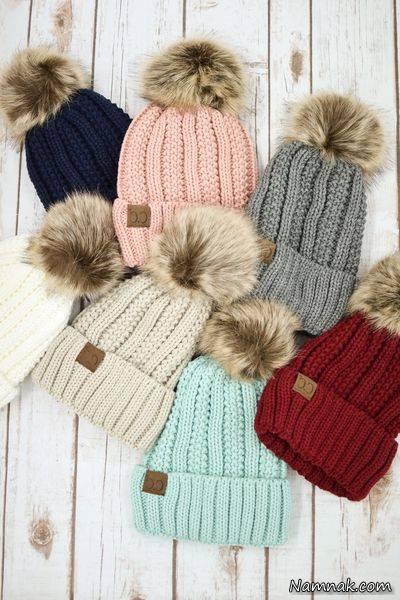 کلاه زمستانی دخترانه دیجی کالا
