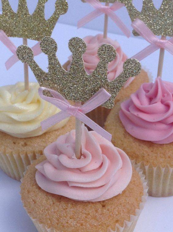 کاپ کیک تولد