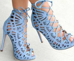 کفش مجلسی ، کفش پاشنه بلند
