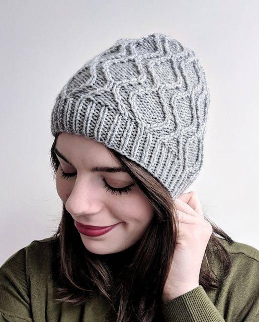 کلاه مدل لوزی