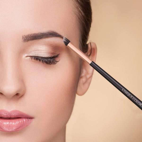 آرایش ابرو با ریمل ابروفیلم ارایش چشم و ابرو, بهترین آرایش چشم, آرایش چشم ریز, آرایش خط چشم, ارایش ساده بدون خط چشم, آموزشآرایش چشم