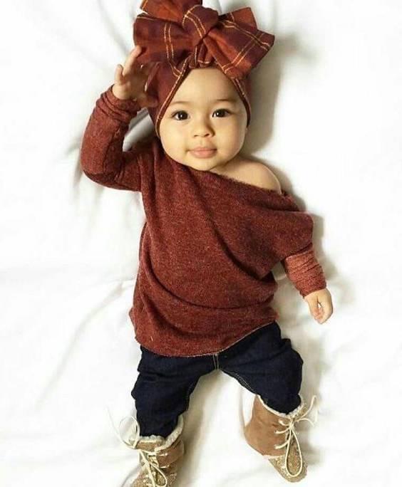 نکات خرید لباس نوزاد