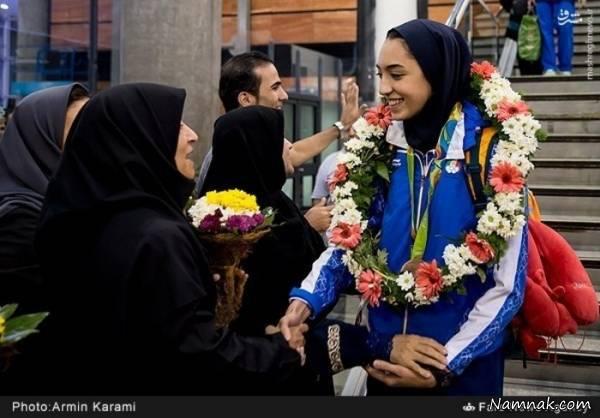 تکواندوکاران المپیکی ایران