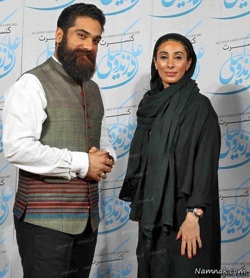 سحر زکریا و علی زند وکیلی