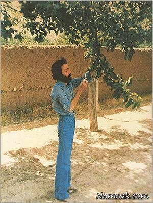 عکس سهراب سپهری