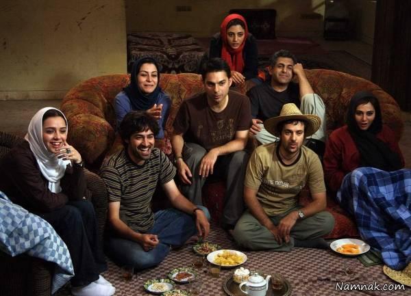 رعنا آزادی ور و شهاب حسینی