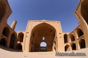 Zavareh Grand Mosque ، مسجد زواره