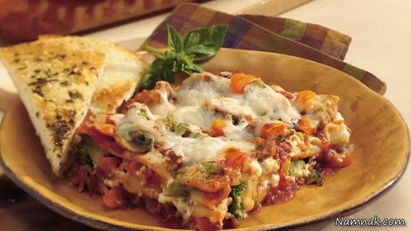 پخت آسان لازانیا (lasagna)