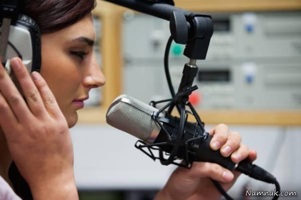 چگونه صدای خود را برای خوانندگی زیبا کنیم