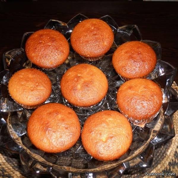 کیک یزدی در خانه