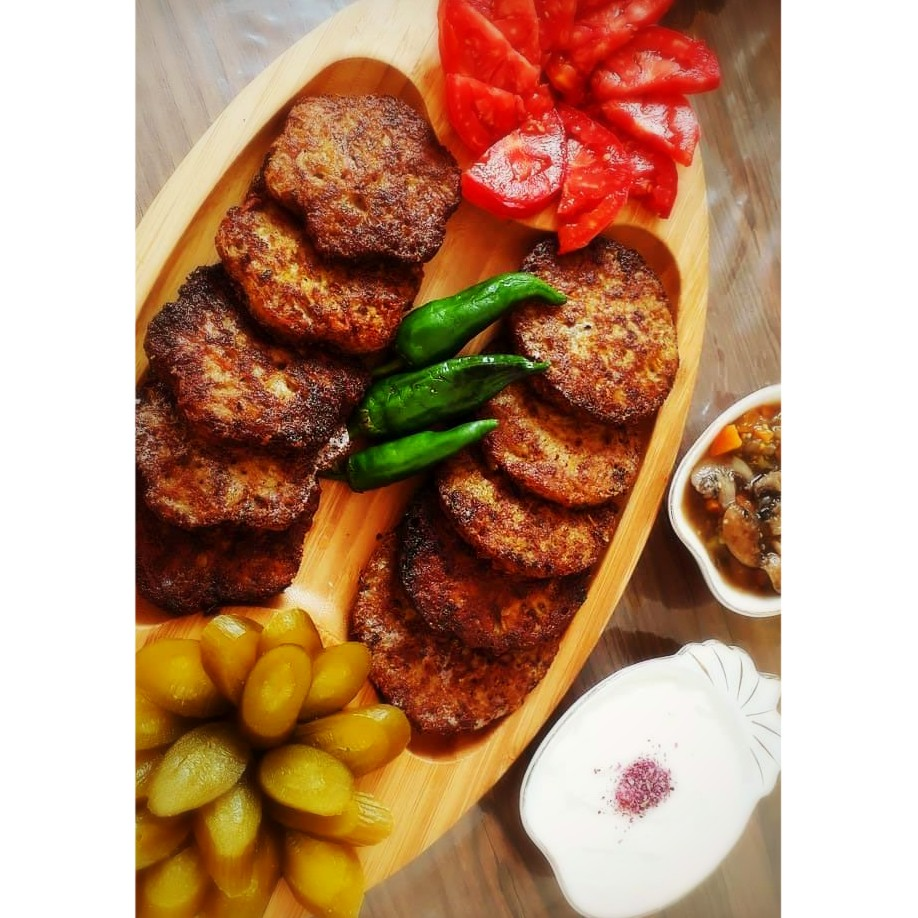اموزش غذا شامی
