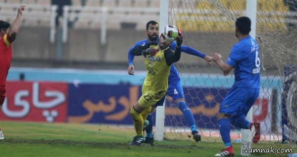 واکنش زیبای حسین حسینی