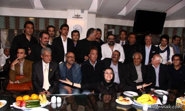 ناصر حجازی و طرفدارانش