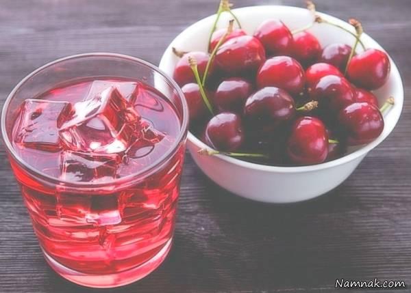 نوشیدنی آلبالو