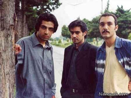 کامبیز دیرباز و شهاب حسینی و حمید گودرزی
